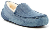 UGG Ascot Washed Denim UGGpure(TM) Slipper