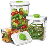 Cuisinart 6-piece Fresh Edge Vacuum Food Storage - Green