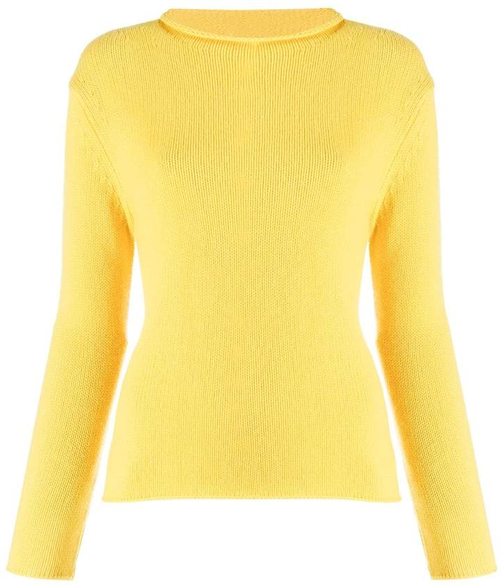 Ermanno Scervino fine knit sweater