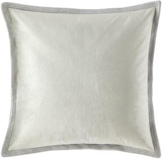 Michael Aram Metallic Stitch Velvet Pillow