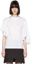 Toga White Silkette T-shirt