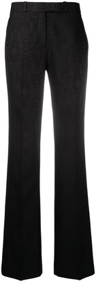 Etro High-Waisted Wide Leg Trousers