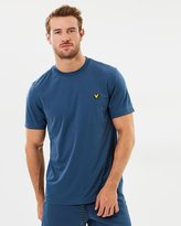 Lyle & Scott Peters Tee with Mesh Panels