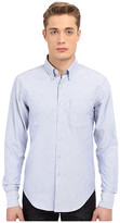 Naked & Famous Denim Regular Fit Oxford Shirt