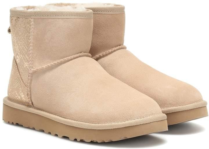 60d3d993788 Classic Mini Metallic boots