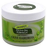Palmers Olive Hairdress with Vitamin-E Jar 8.8oz (3 Pack)