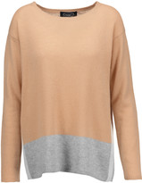 Magaschoni Color-block cashmere sweater