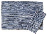 Noble Excellence Woodland Wave-Print Linen & Cotton Table Linens