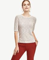 Ann Taylor Petite Knot Stitch Sweater