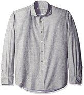 James Campbell Men's Laredo Long Sleeve Flannel Shirt