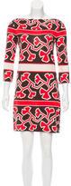 Diane von Furstenberg Silk Ruri Dress