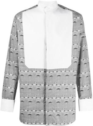 Viktor & Rolf Folded Shirts print long-sleeved shirt