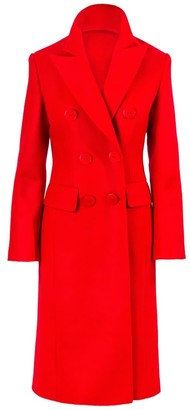 Cosel Coat Lady In Red