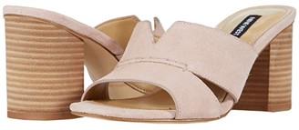 Nine West Nicolet (Light Pink Suede) Women's Shoes