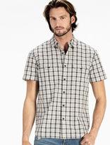 Lucky Brand Short Sleeve San Lorenzo Utility Shirt