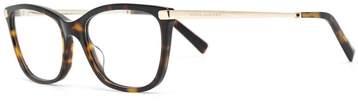 Thumbnail for your product : Marc Jacobs MARC400 square-frame glasses