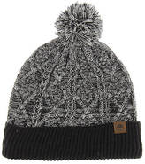 Timberland TH340200 Marled Cable Knit Pom Pom Watchcap (Men's)