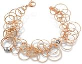 Orlando Orlandini Scintille - Diamond 18K Rose Gold Bracelet