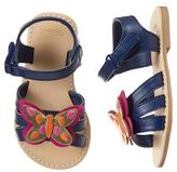 Gymboree Butterfly Sandals