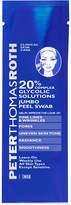 Peter Thomas Roth 20% Glycolic Solutions Jumbo Peel Swab