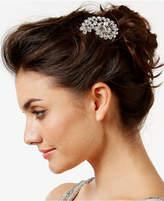 Josette Antique Stone and Imitation Pearl Comb