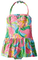 Lilly Pulitzer Carla Swimsuit (Toddler/Little Kids/Big Kids)