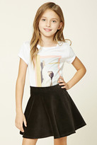 Forever 21 FOREVER 21+ Girls Graphic Tee (Kids)