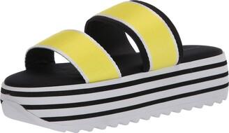 Madden-Girl Women's All That Slide Sandal