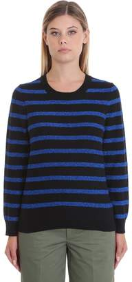 Marc Jacobs Knitwear In Black Cashmere