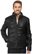 Dockers Stand Collar Zip Front Jacket w/ Full Pile Lining