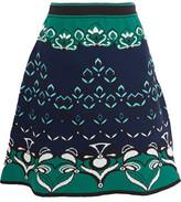 M Missoni Jacquard-Knit Skirt