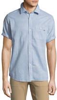 Sol Angeles Raya Short-Sleeve Sport Shirt