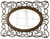Asstd National Brand Bayonne Beveled Oval Wall Mirror
