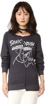 R 13 Sonic Youth Sweatshirt