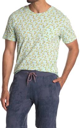 Public Opinion Short Sleeve Print Pocket T-Shirt