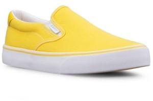 Lugz Women's Clipper Classic Slip-On Fashion Sneaker Women's Shoes