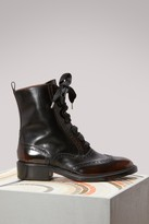 Sartore Lace up Boots