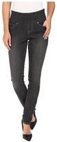 Jag Jeans Nora Pull-On Skinny Comfort Denim in Thunder Grey