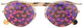 Christian Dior kaleidoscope sunglasses - women - metal - One Size