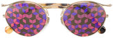 Christian Dior kaleidoscope sunglasses