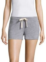Monrow Sporty Mesh Shorts