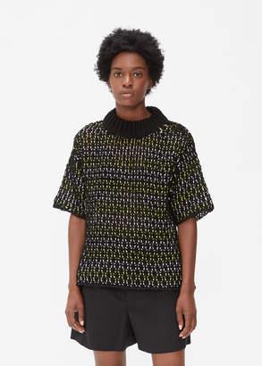 Namacheko Short Sleeve Zirek Knit