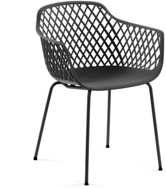 La Forma Australia Quentin Indoor/outdoor Chair Grey
