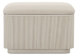 Caracole For the Love Of Storage Ottoman