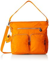 Kipling Womens Tasmo Shoulder Bag True Blue
