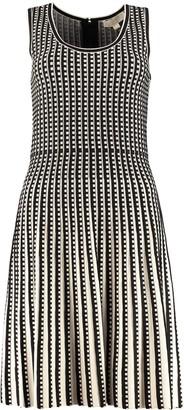 MICHAEL Michael Kors Pleated Knit Dress