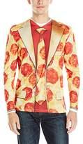 Faux Real Men's Pizza Suit