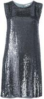 P.A.R.O.S.H. sequined mini dress
