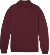 Barena - Wool Polo Shirt