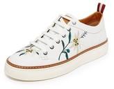 Bally Hernando Floral Sneakers